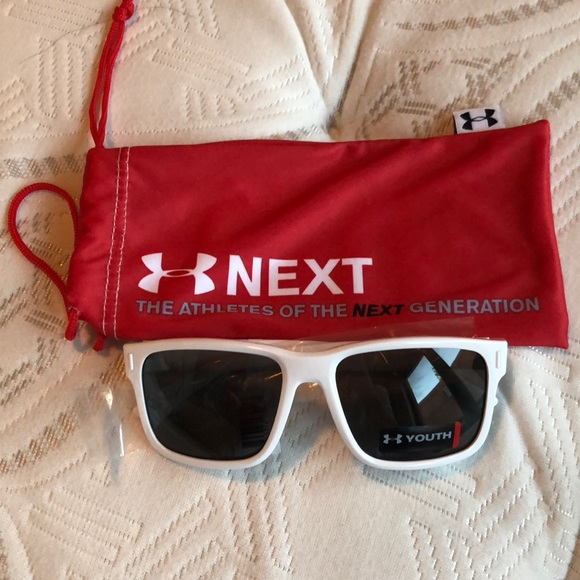 6dfda7547455 Under Armour Accessories | Rookie Youth Sunglasses | Poshmark